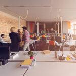 Productiever werken dankzij een nieuwe kantoorindeling